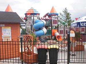 Outdoor playground success stories
