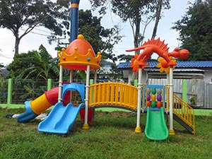 THAILAND-Outdoor play